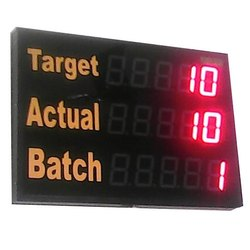 Factory Production Display Board