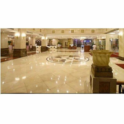 Marble Flooring Work Services