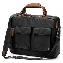 Signature Laptop Messenger Bag