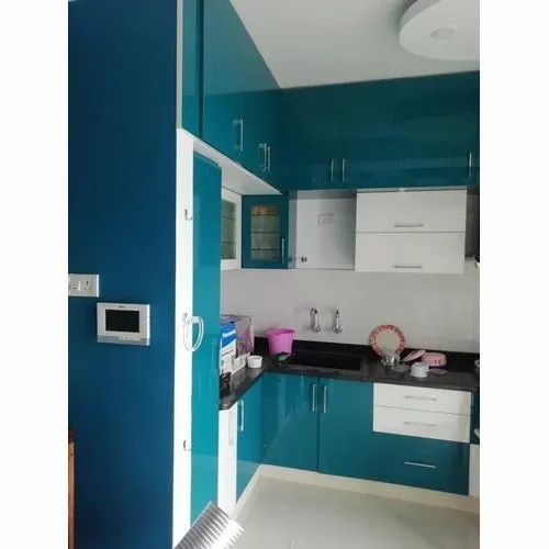 Acrylic High Gloss Finishing Interior, How To Get A High Gloss Finish On Kitchen Cabinets