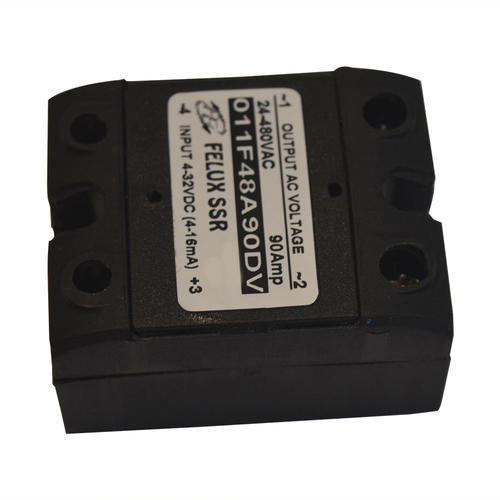 Dc To Ac Solid State Relay Solid State Relay Felux Enterprises