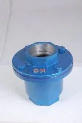 Heavy Pondy CI Foot Valve