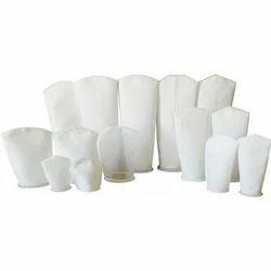 White Filter Bag