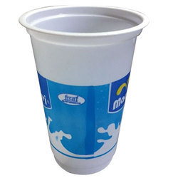 Plastic Lassi Glass