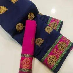 Banarasi Mix Saree