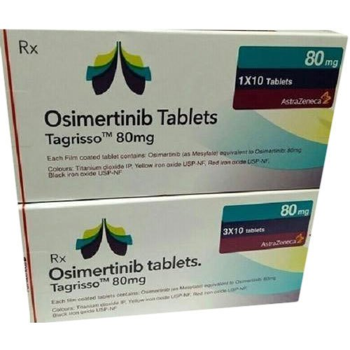 Osimertinib 80mg Tablets, Packaging Type: Box, Tagrisso