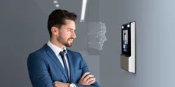 Face Recognition Temperature Checking System with Automatic Scanning and Detection HIK Vision