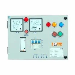 2HP Electric Motor Control Panel, Operating Voltage: 220-415V