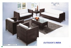 Garden Wicker Sofas