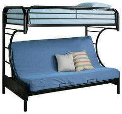 Metal Steel Sofa Bunk Bed
