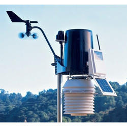 Automatic Weather Station- Wireless