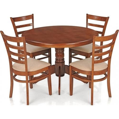 Awesome Round Dining Table Set Beutiful Home Inspiration Cosmmahrainfo
