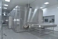 IQF Freezer for Seafood