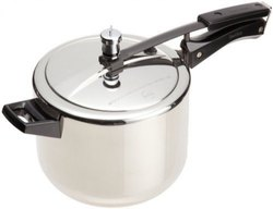 Aluminum Pressure Cooker Regular Inner Lid-Non ISI Certified