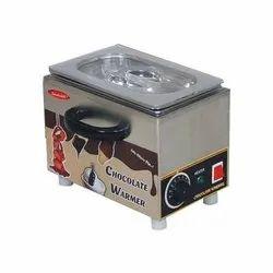 JAVVAD 300W Chocolate Warmer, For Restaurant, Capacity: 1.5