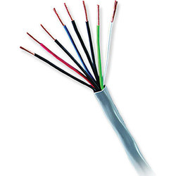 Oil Resistant And Propagation Multicore Shielded Cable