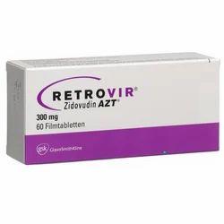 Retrovir 300 mg Tablets
