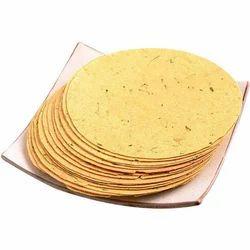 Handmade Plain Papadam