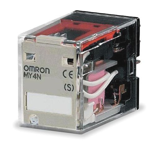 My4n Omron Relay on