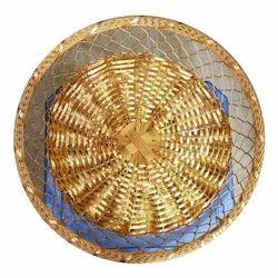 Round Gift Basket