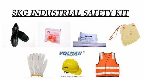 SKG Industrial Safety Kit