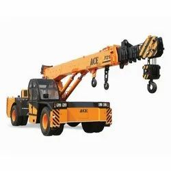 Electric Material Handling Cranes Rental Services