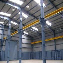 INDUSTRIAL SHEDS FABRICATION