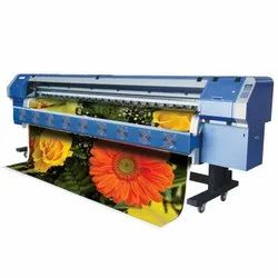 Flex Solvent Printer