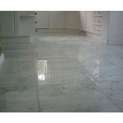 Marble Floor Tiles, Thickness: 5-10 mm