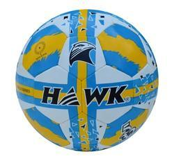 Rubberized Hawk W/c/y Soccer Ball