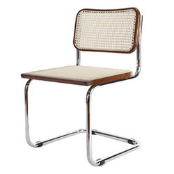 Metal Cane Chair
