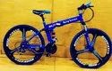 Prime Traders Blue Being Human Foldable Cycle