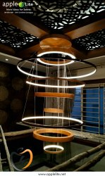 Decorative Round Ring lights