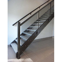 Bar Tempered Stair Railing