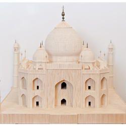 Wooden Taj Mahal
