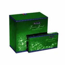 Satya Green Jewel Dhoop Sticks