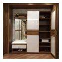 Wooden Bedroom Almirah