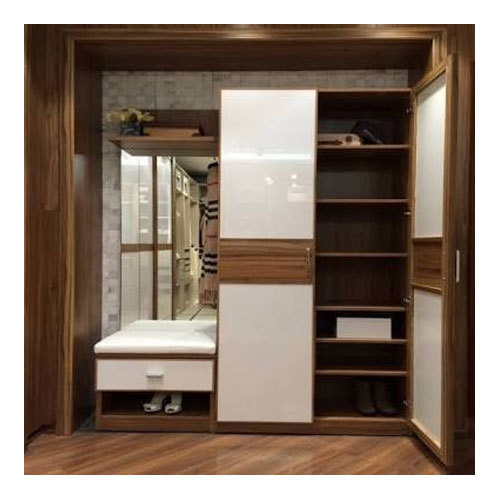 Wooden Bedroom Almirah Rs 50000 Piece Wood Touch Plywood Id