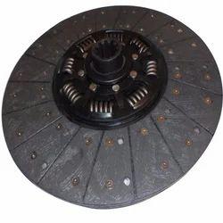 Steel Forklift Clutch Plate, Size: Standard Size