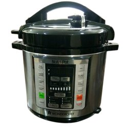 Wonderchef Nutri Pot 6 Litre Electric Cooker, Power: 1200 W