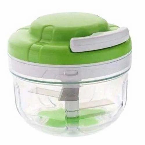 Plastic Vegetable Quick Cutter