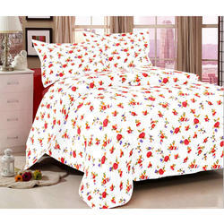 Digital Print Cotton Double Bed Sheet