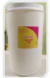 Chloro Fine (Sodium Hypochlorite)