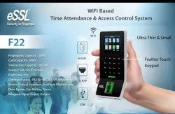F22 Biometric Time Attendance & Access Control System