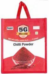 5Kg Super Red Chilli Powder, PP Bag