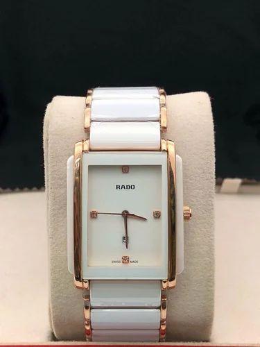 ac1fa73a9 Ceramic & Steel Rado Jubile Square Watch, Rs 3699 /piece, Shiv ...