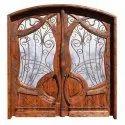 Rajwadi Membrane Wooden Doors