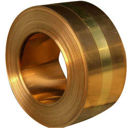 Brass Strips, Coil, 0.5 - 2 Mm