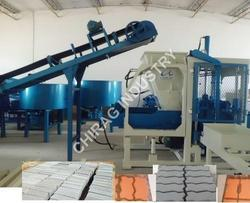 Automatic Solid Wall Brick Machine