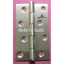 Stainless Steel Gold Hinges